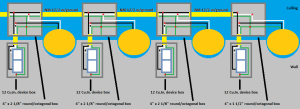 electrical  Would my Lighting diagram work?  Home Improvement Stack Exchange