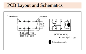 troubleshooting  Why is my simple relay circuit only half