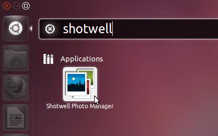 open shotwell