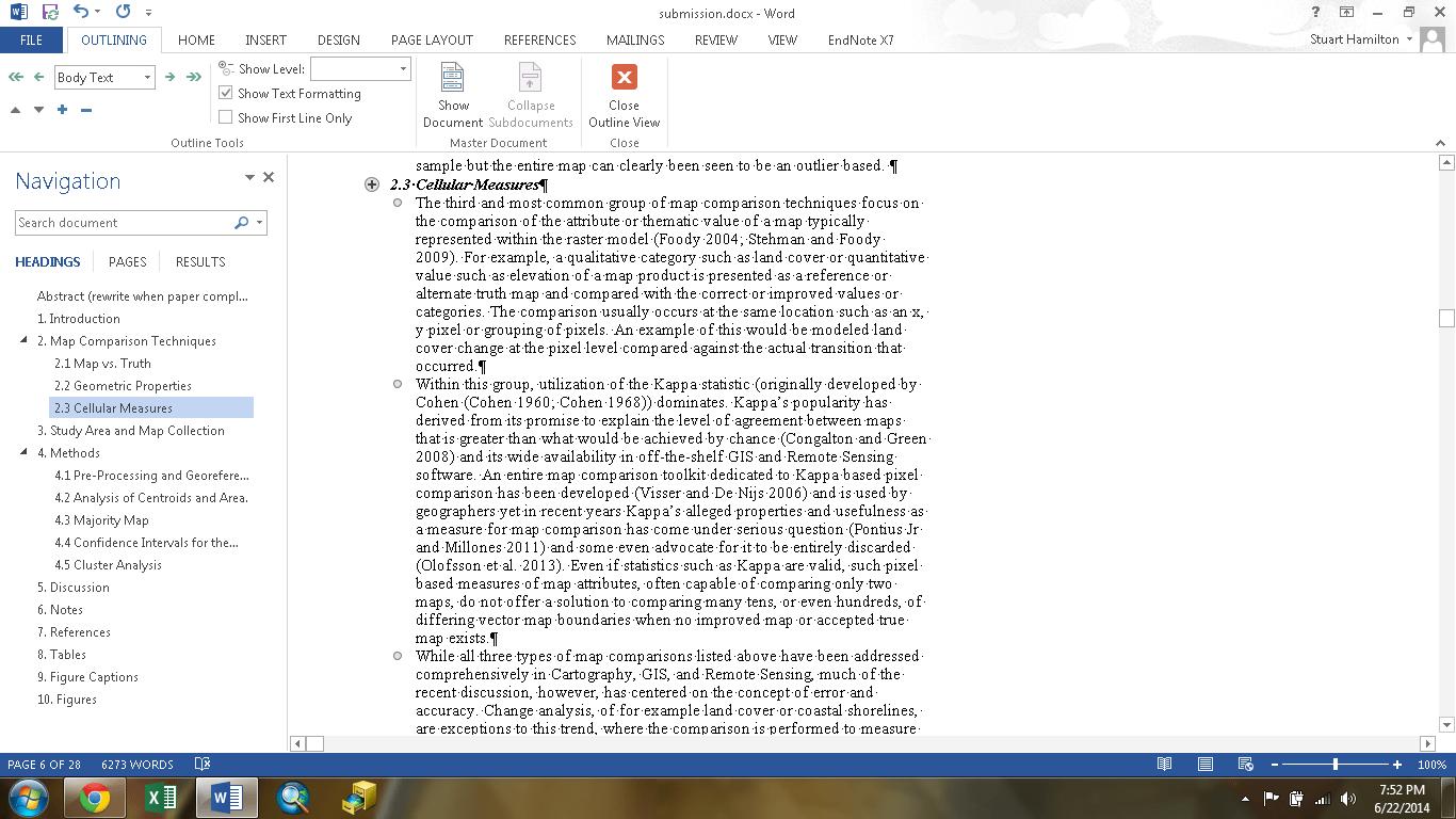 Microsoft Office Headings And Sub Headings
