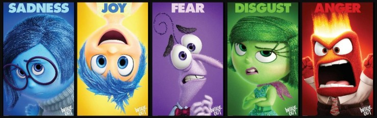 Why are two of Riley's five emotions in Inside Out male? - Movies & TV  Stack Exchange