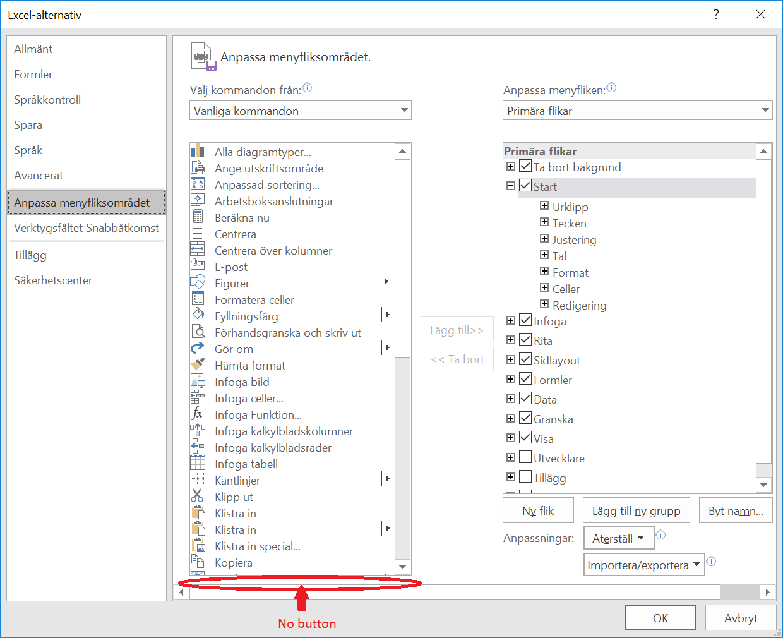 Change Keyboard Shortcuts In Microsoft Excel In