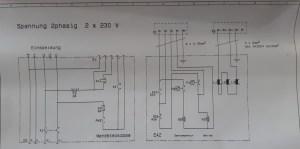 3phase 380 V to 3phase 230 V  Electrical Engineering