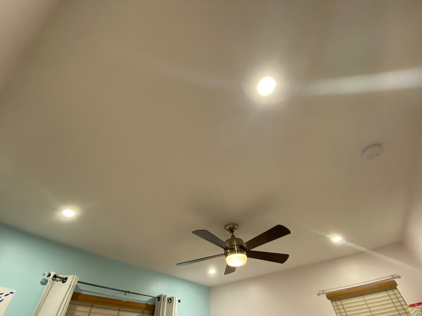 adding recessed leds to existing