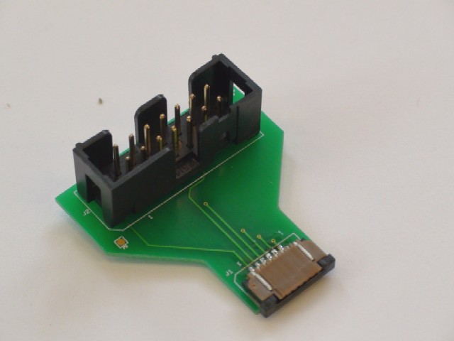 Need A Mini Edge Connector For My Pcb
