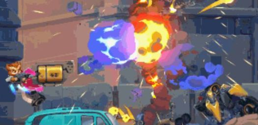 jetpack squad explosion