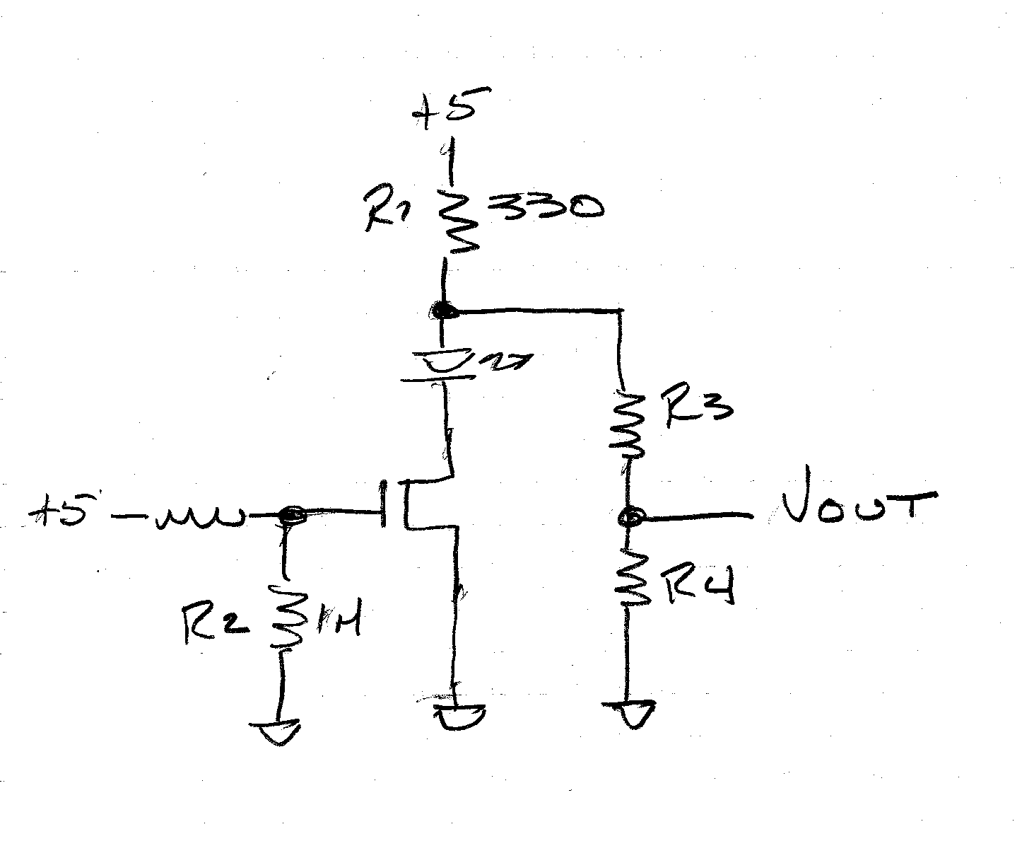 Why Do Most N Channel Mosfet Circuits Have The Source Pin