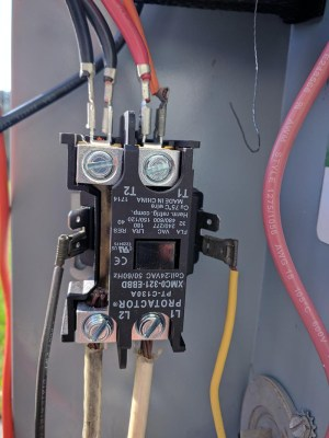 hvac  Condenser fan motor overheats and then shuts off  Home Improvement Stack Exchange