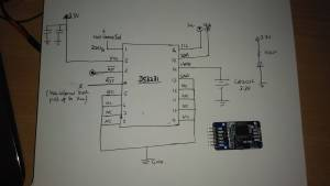 embedded  DS3231 Module Circuit Teardown  Electrical Engineering Stack Exchange