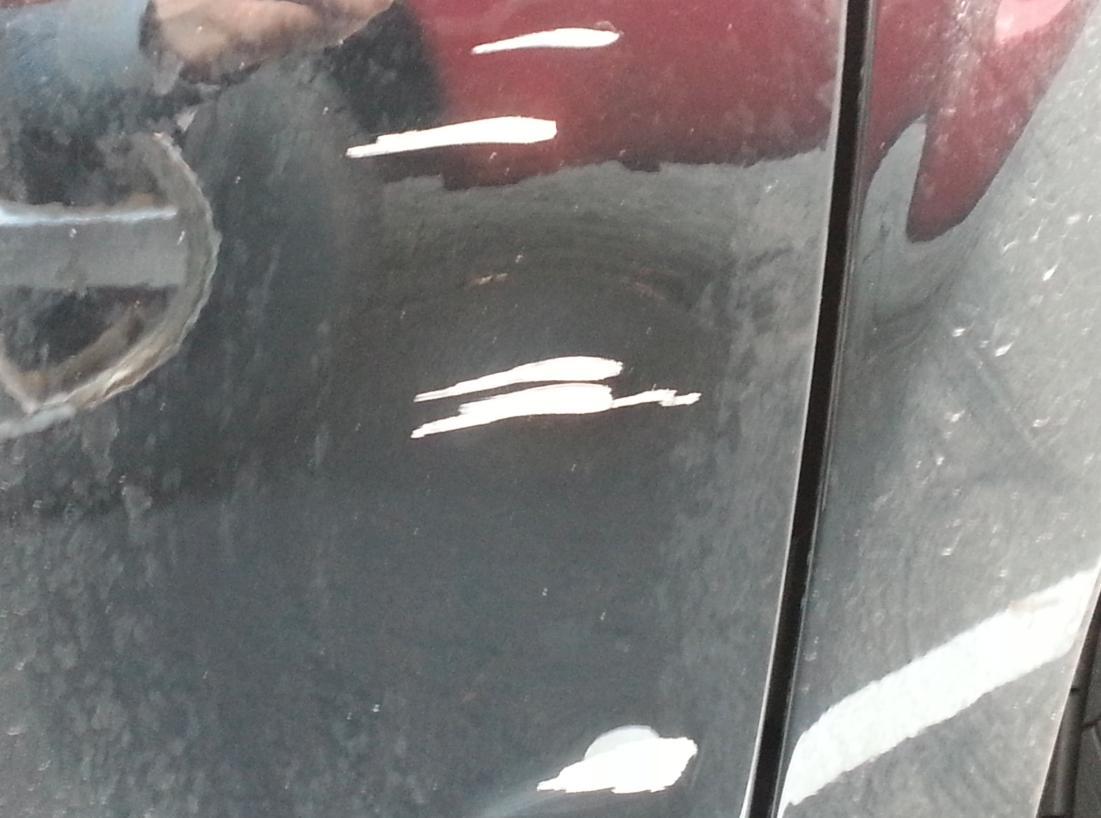 Paint Scratches How To Fix A Door Scratch Motor