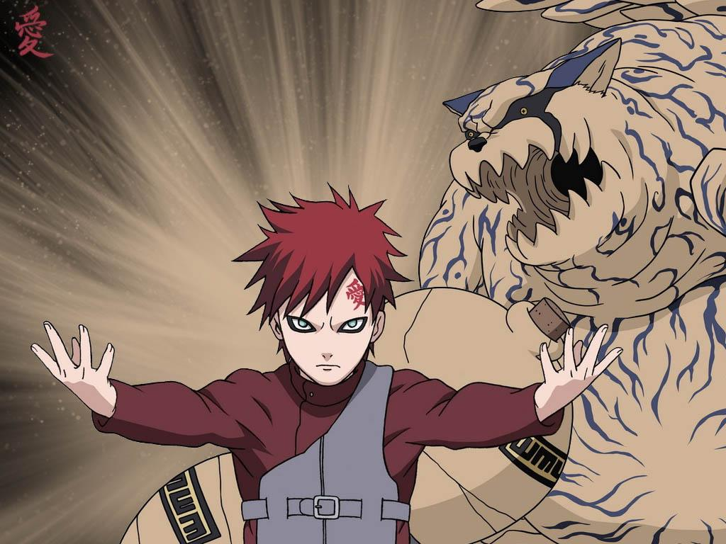 powers - what is the source of gaara's abilty to control sand