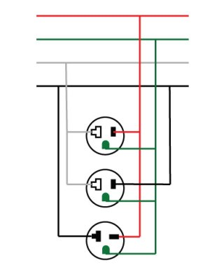 electrical  Are there any NEC restrictions for wiring