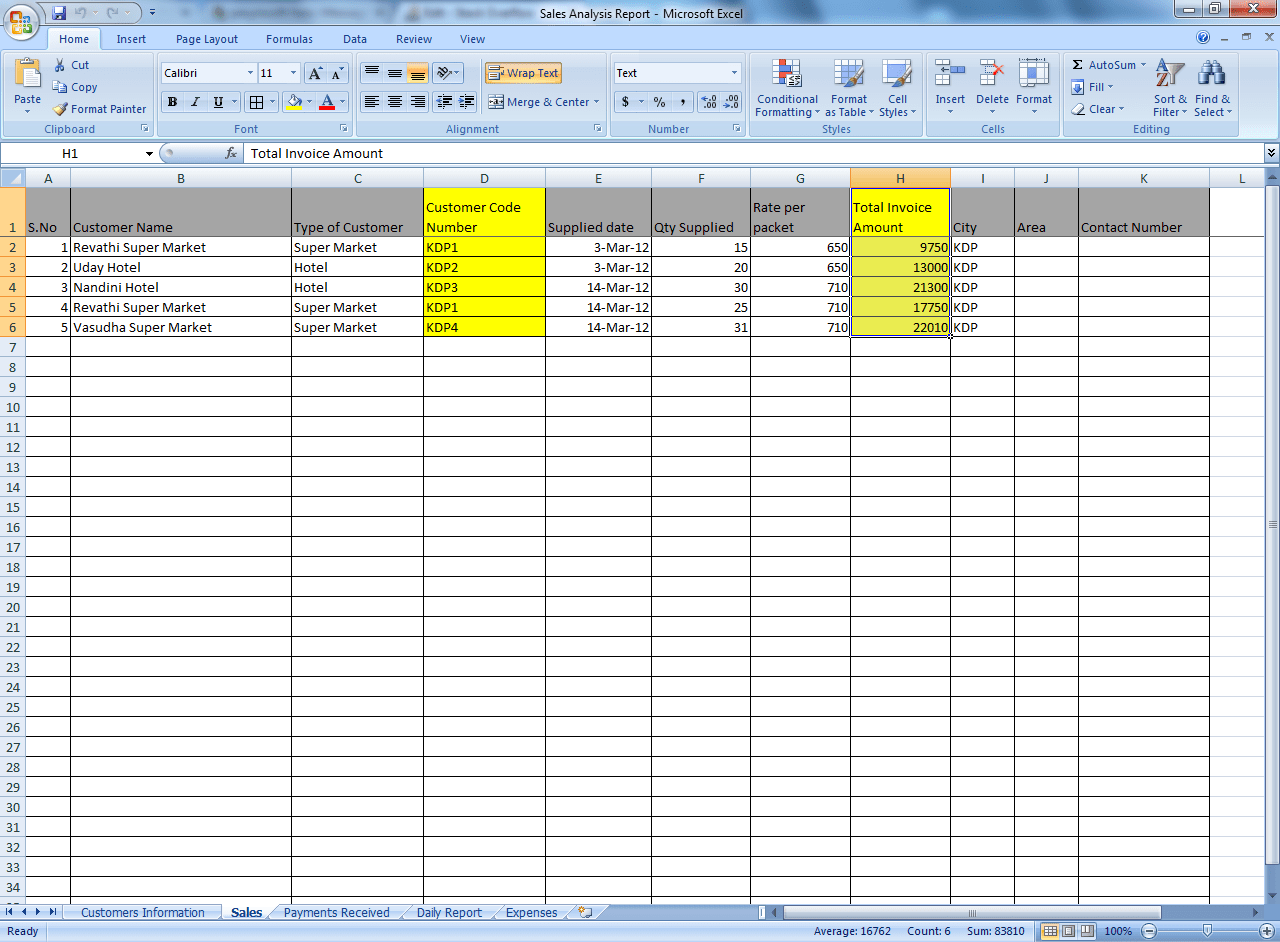 How To Update A Cell Value Based On Other Cell Values In Excel