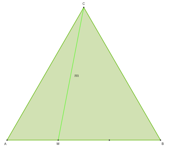 Find the area of an equilateral triangle - Mathematics Stack Exchange