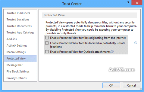Change Outlook Attachment File Mode From Read Only To Read