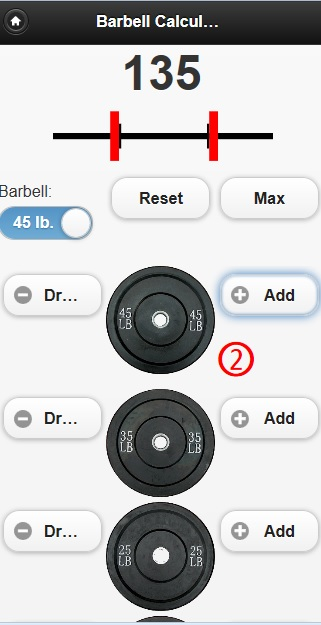 Barbell Calculator