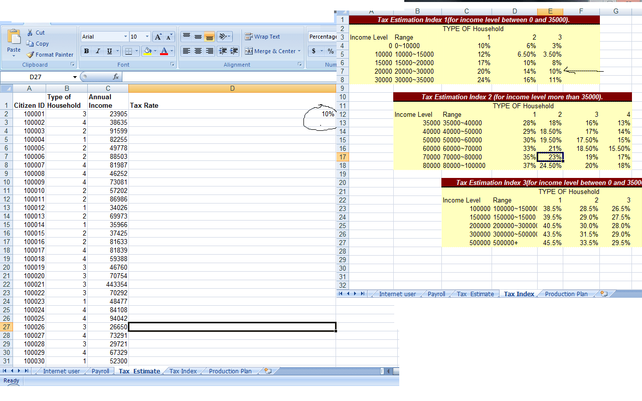 Excel If And Vlookup Function Help