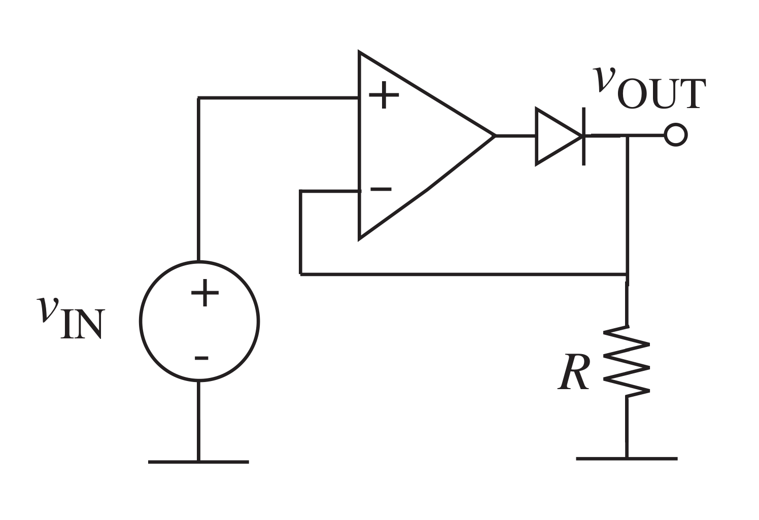 Diode Circuit Problems With Solutions