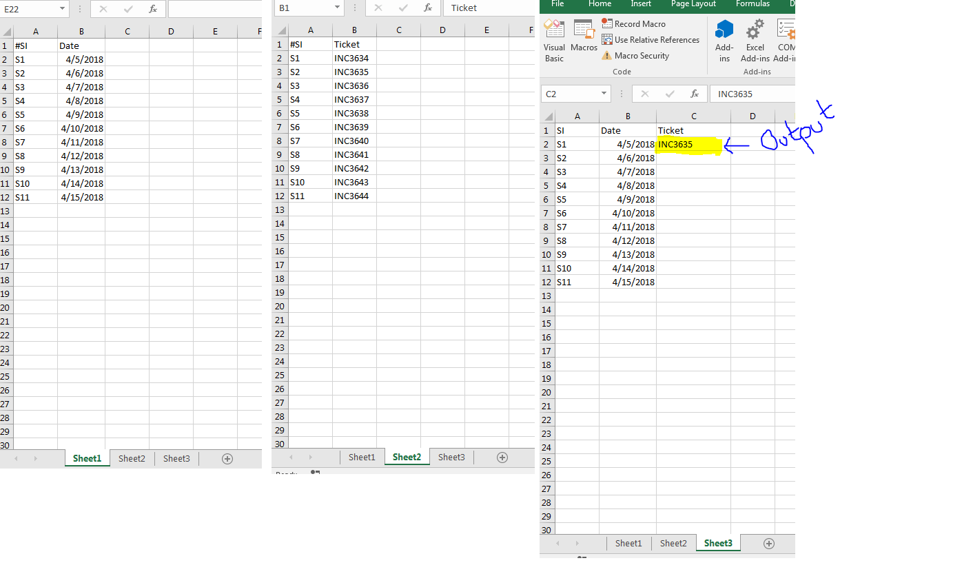 Excel Vba Worksheet Select Cell