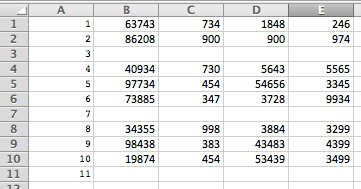 excel please fix my logic swapping rows in a decreasing order