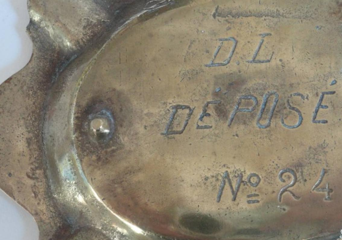Sens Why Does It Say Quot D 233 Pos 233 Quot On Antiques French