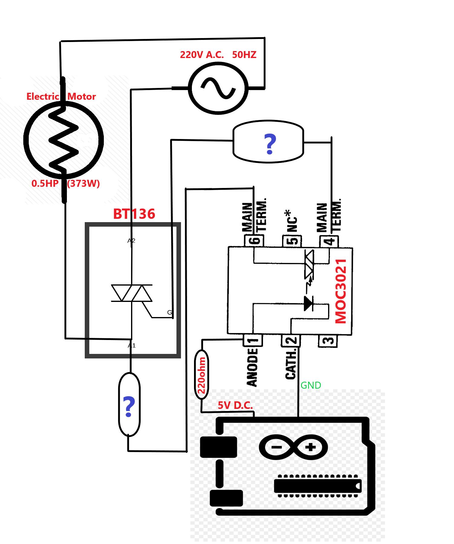 Dimmer Triac Switch Circuit Diagram | Wiring Diagram Database