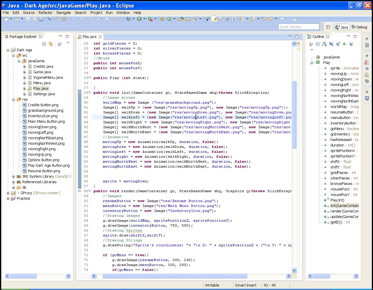 Java, a foreign language   The Wonderful World of Java