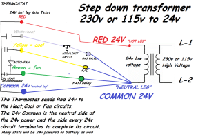 electrical  How can I use a separate transformer to