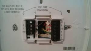 Installing A New Thermostat Honeywell   MyCoffeepotOrg