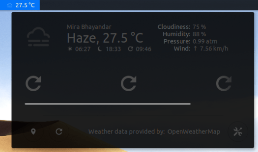 openweather_issue_extension