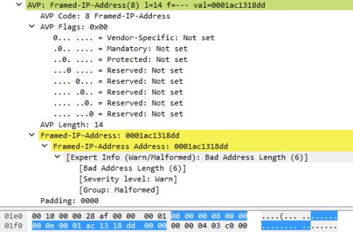 Framed Ip Address | lajulak.org