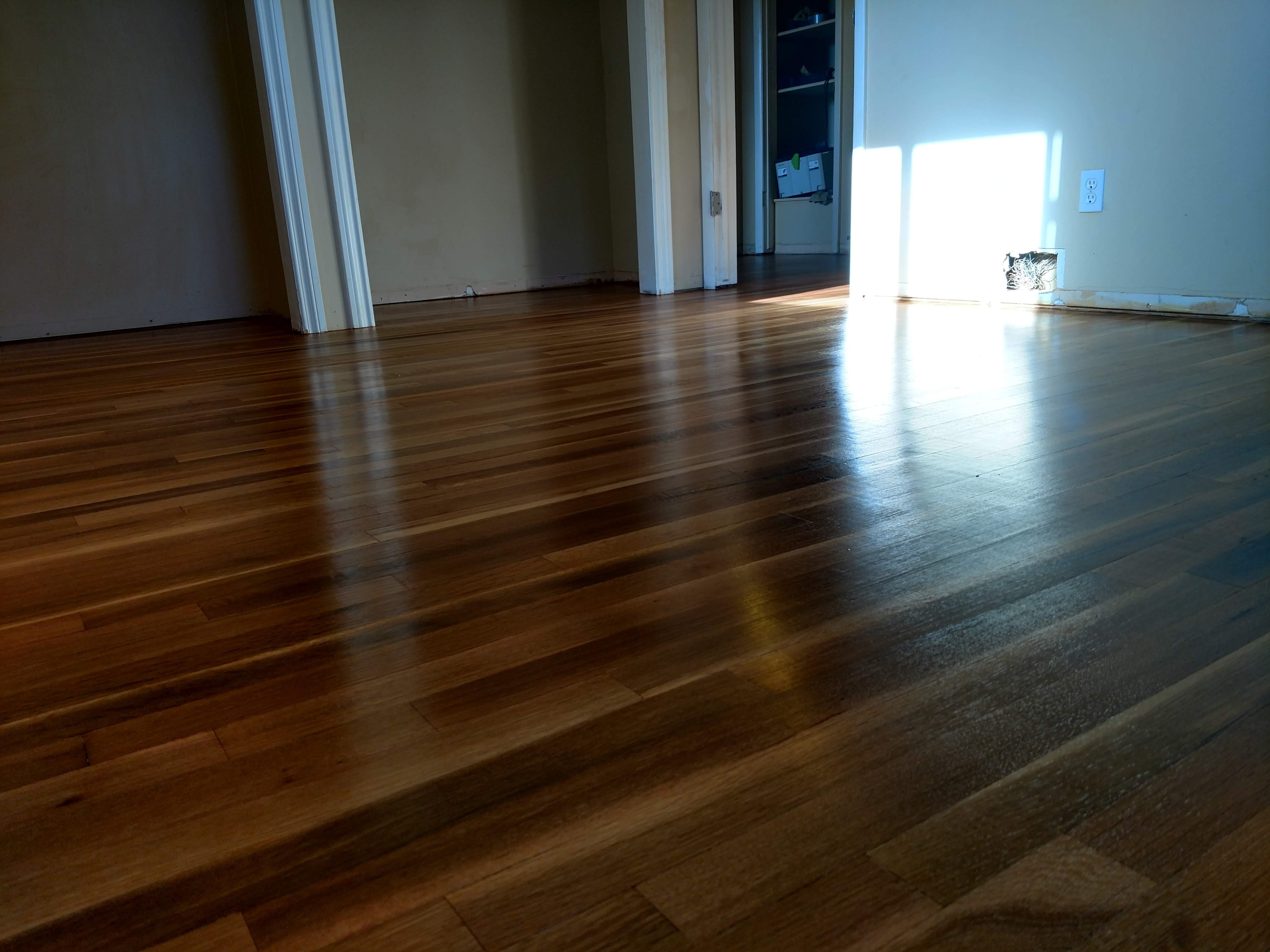 Flooring Found Hardwood Floors Underneath Carpet But