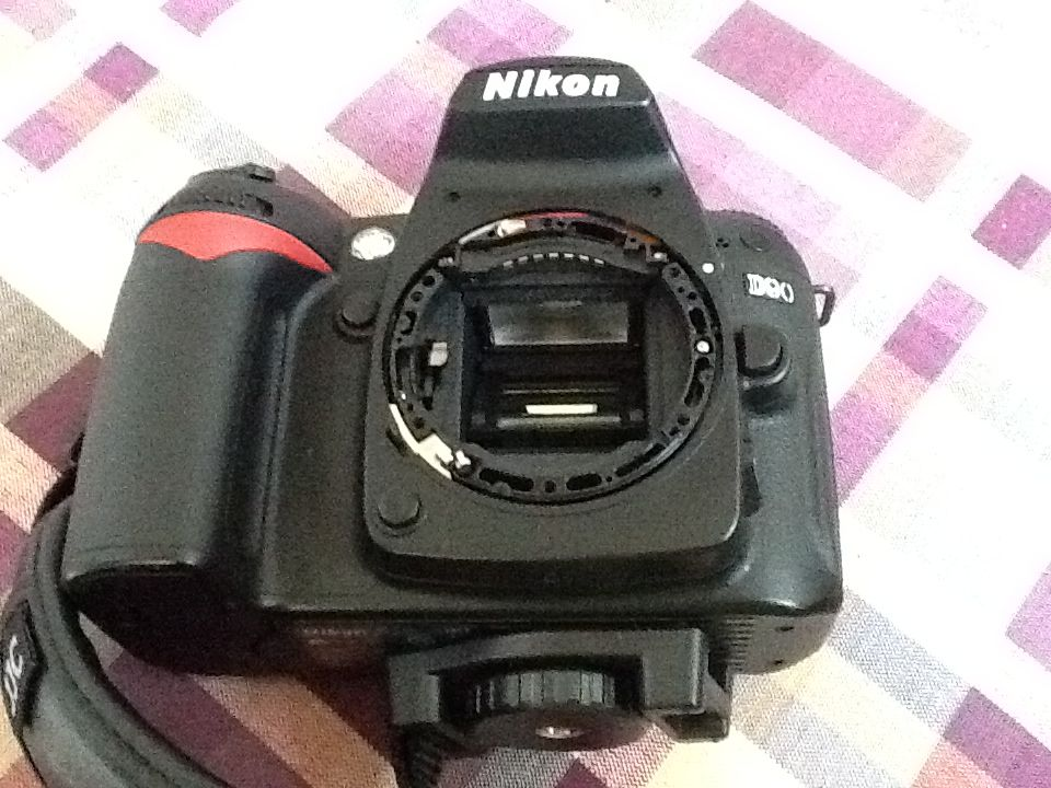 Nikon How Do I Remove A Broken Lens Mount Ring From A Lens Photography Stack Exchange