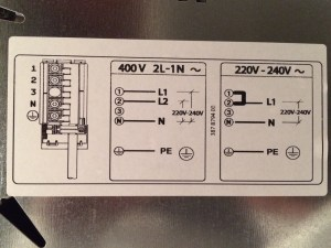 wiring  How to connect my electric Ikea cooking plate?  Home Improvement Stack Exchange