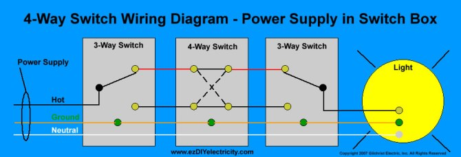 eaton 3 way switch wiring  trusted wiring diagrams •