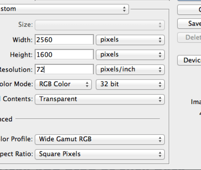 How Many Pixels Per Inch To Make A Detailed Desktop Wallpaper