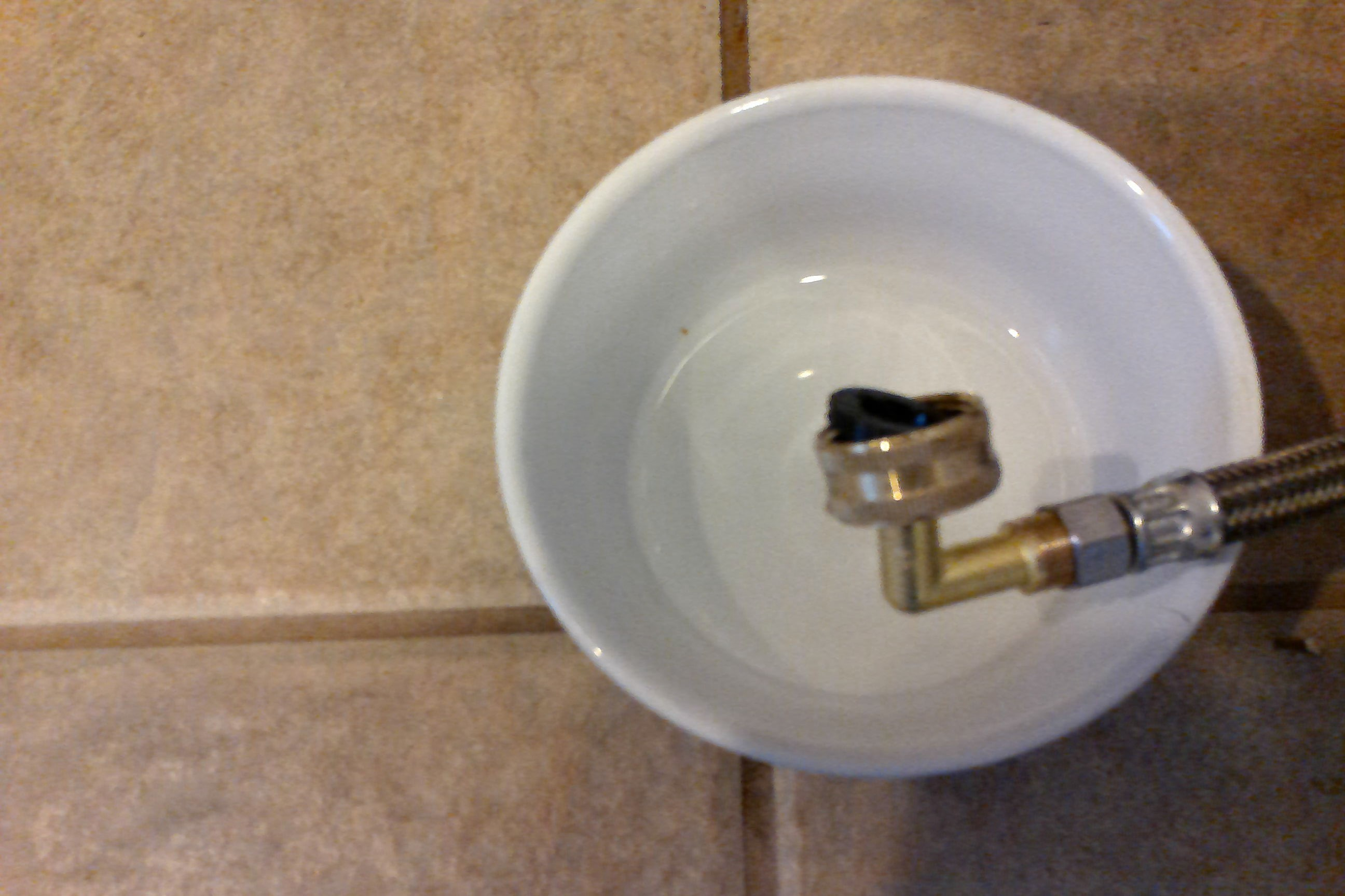 Plumbing What Should I Do If The Plastic Waterline