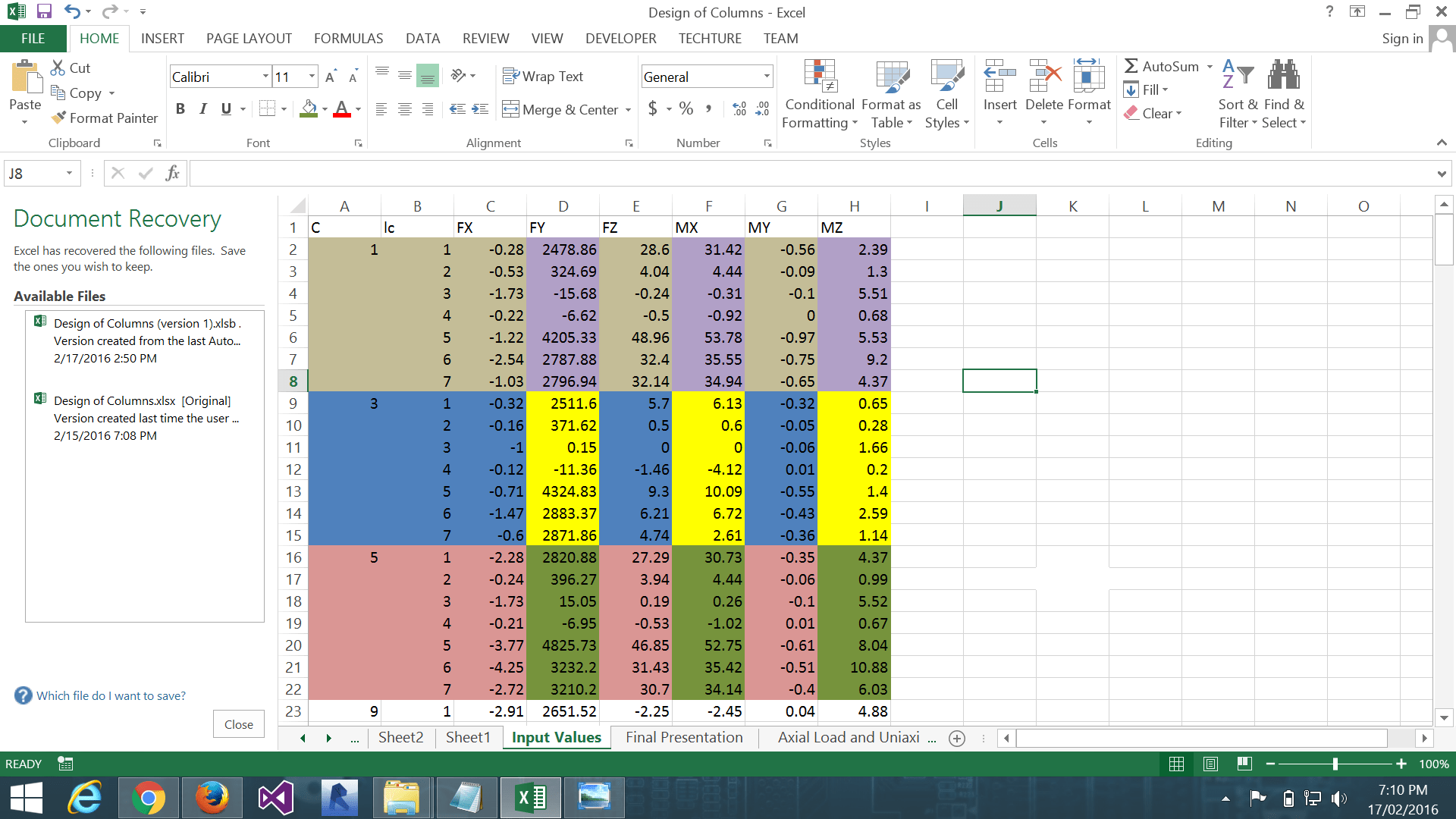 How To Find Maximum Value From Column And Paste That