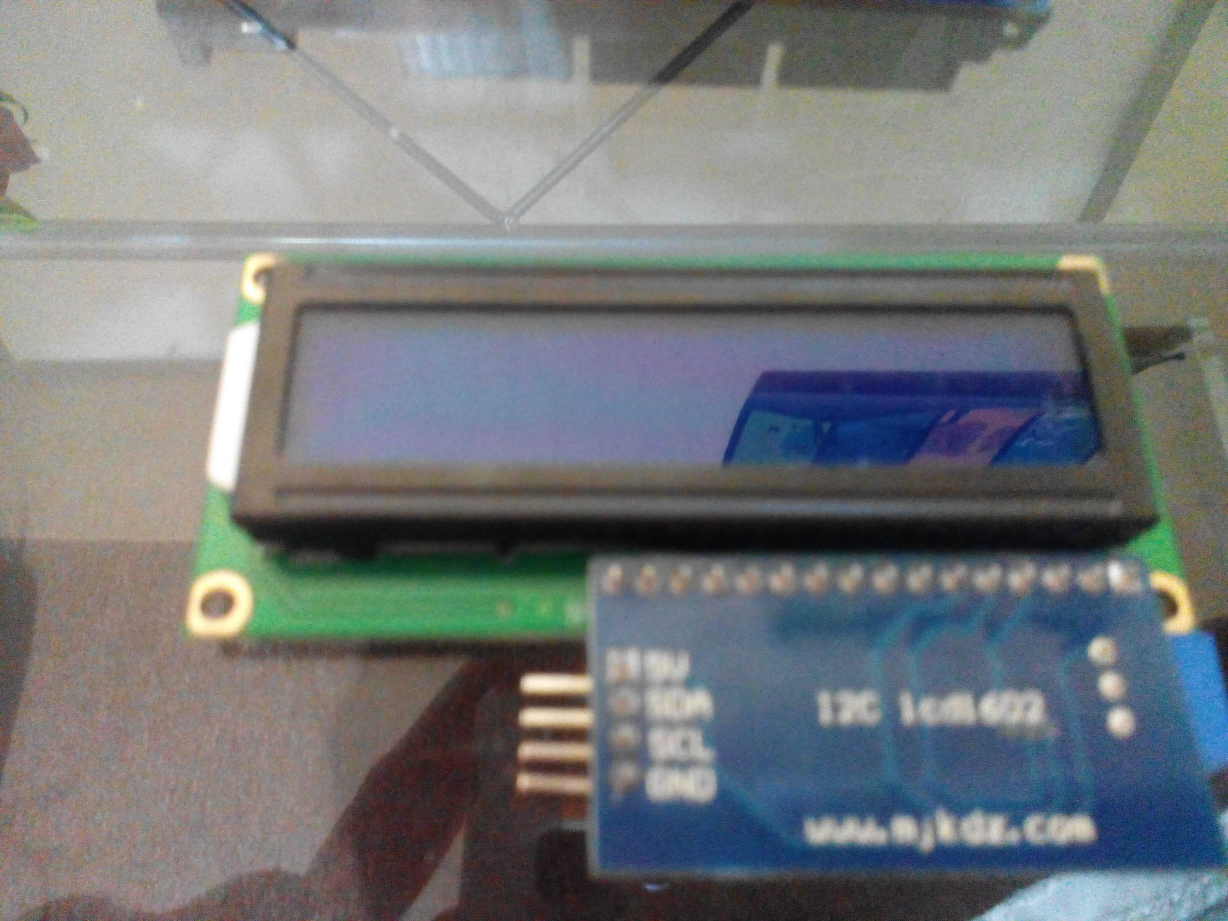 How Can I Use A LCD Display With A I2C Adapter