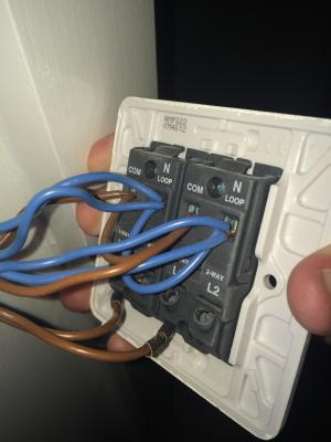 electrical  How do wire this 2gang dimmer switch?  Home Improvement Stack Exchange
