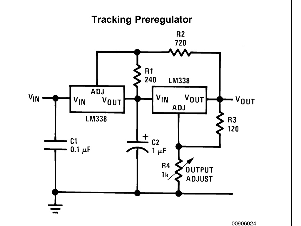 How Does Tracking Pre Regulator Work