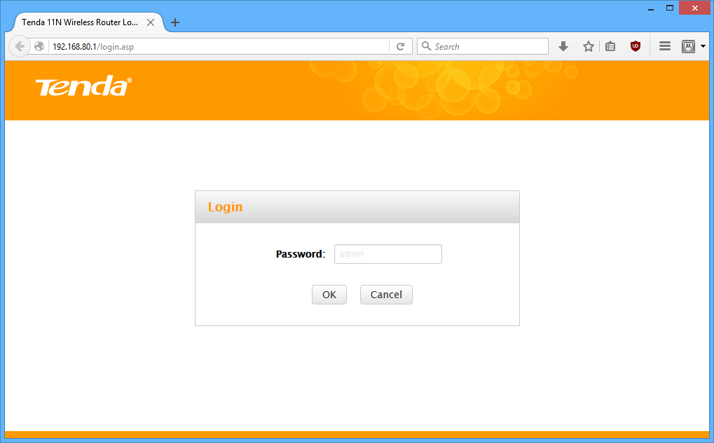 Router Login Page Open Up Automatically When I Connected