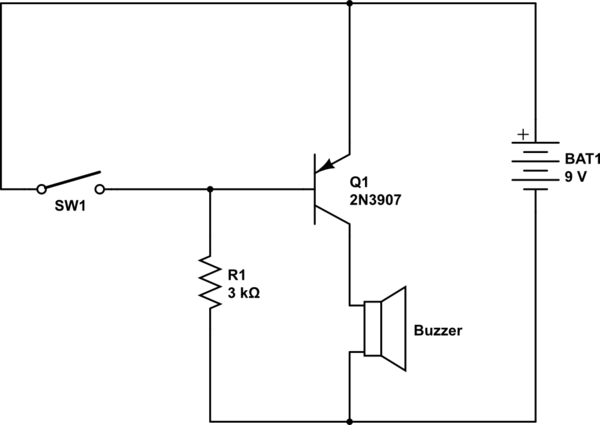 pnp transistor switch circuit  electrical engineering stack
