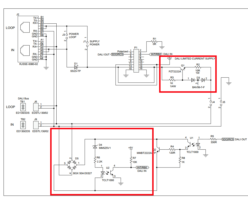 Dali Schematic Help Toize Reception Circuit And Limited Current Supply