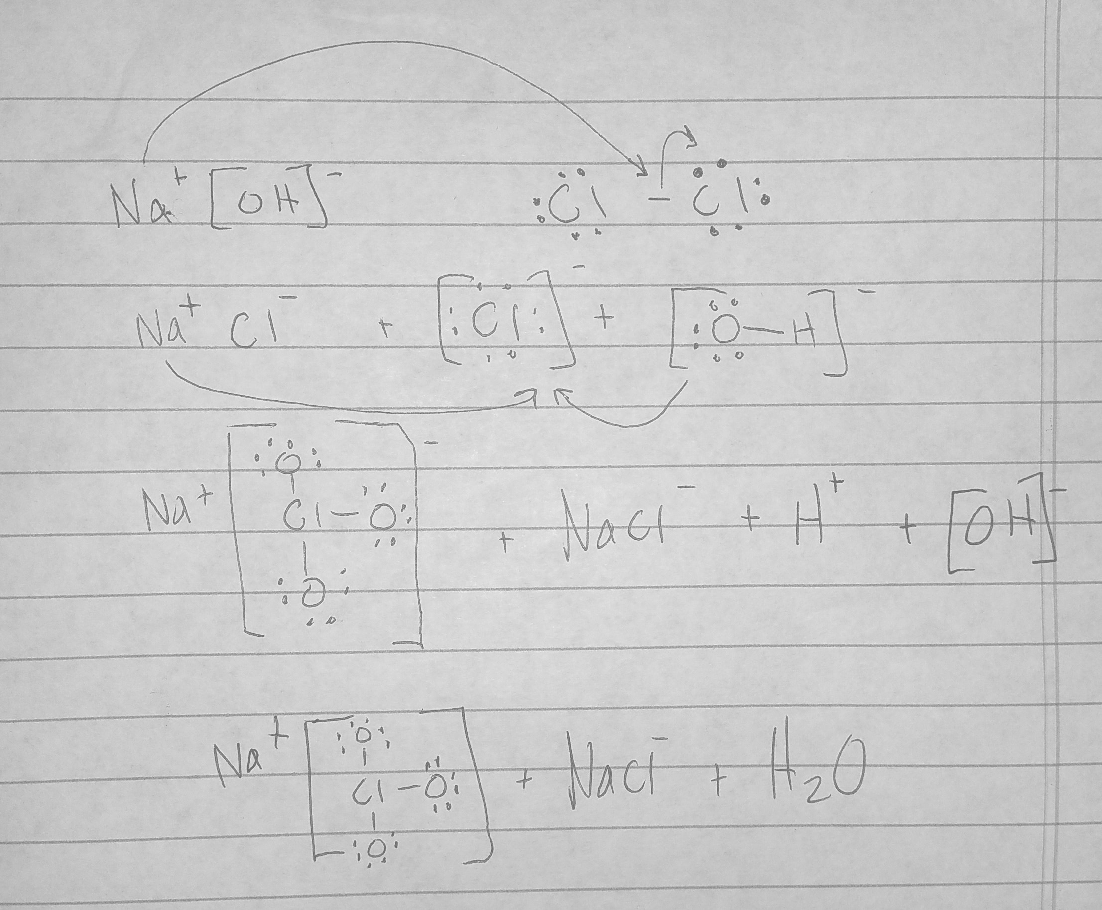 What Is The Lewis Structure Of Cl2