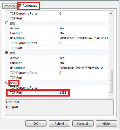 Cant Connect To Localhost On SQL Server Express 2012