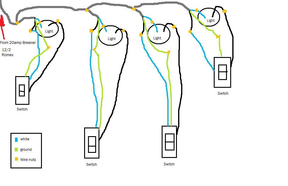 Would My Lighting Diagram Work?
