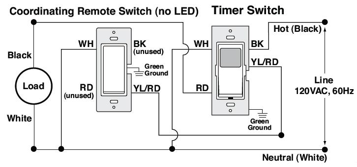 How Do I Install A Leviton Light Switch Timer