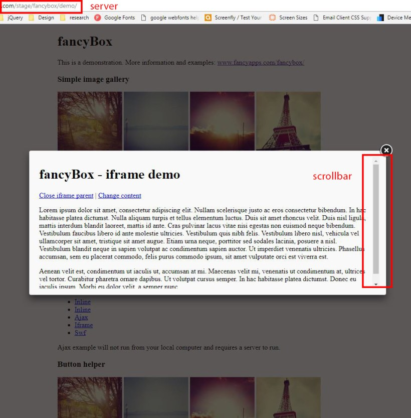 Fancybox Iframe Full Width   Amtframe org