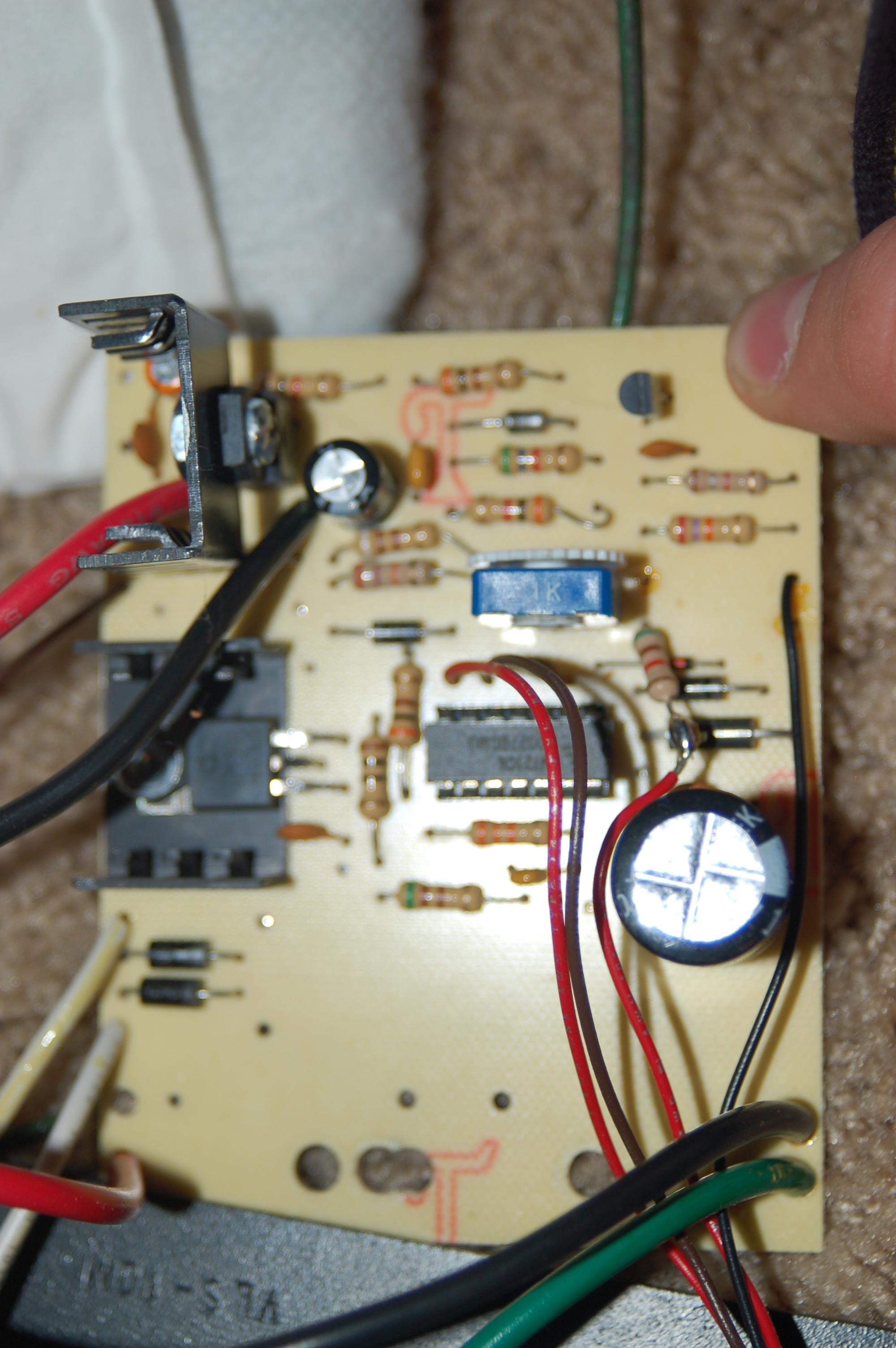 Bench Power Supply Failed Electrical Engineering Stack